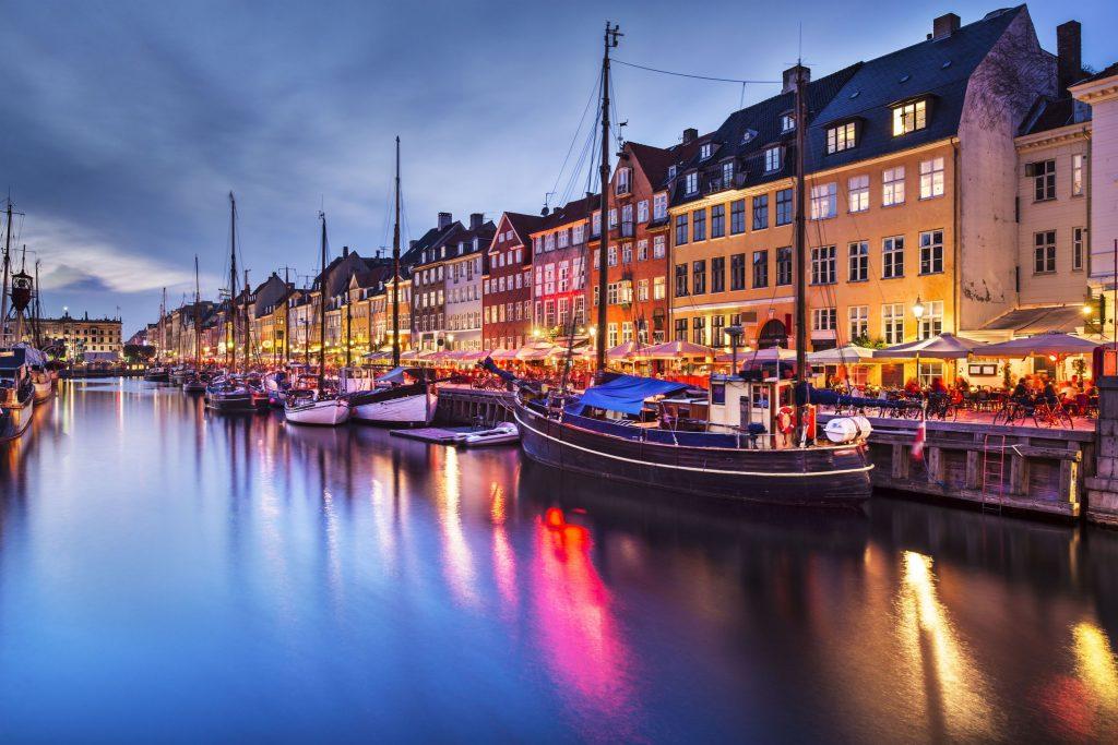 Canale di Nyhavn, Copenaghen