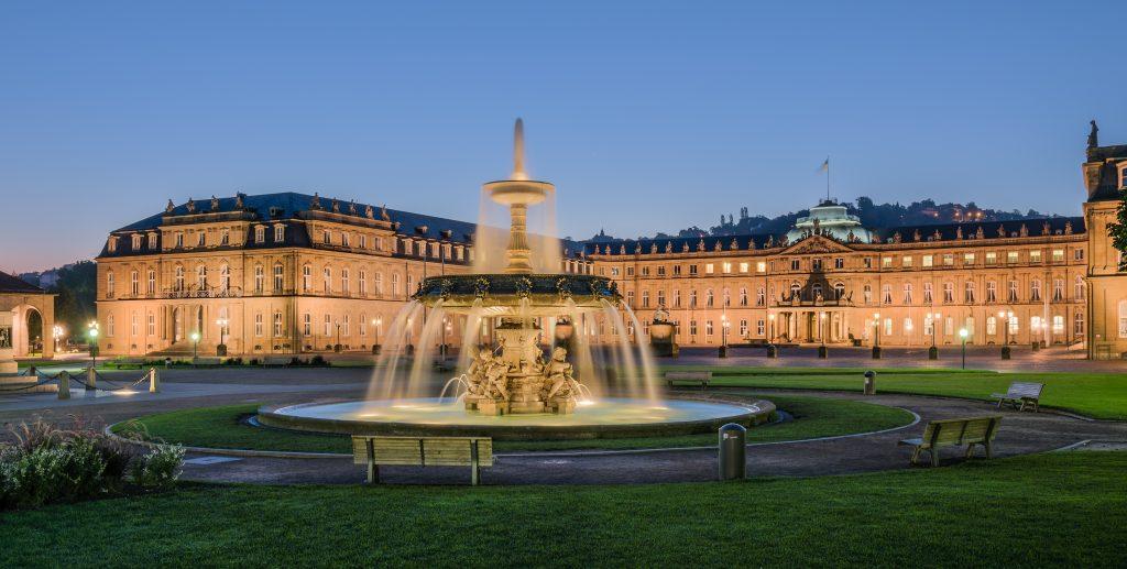 Neuess Schloss, Stuttgart