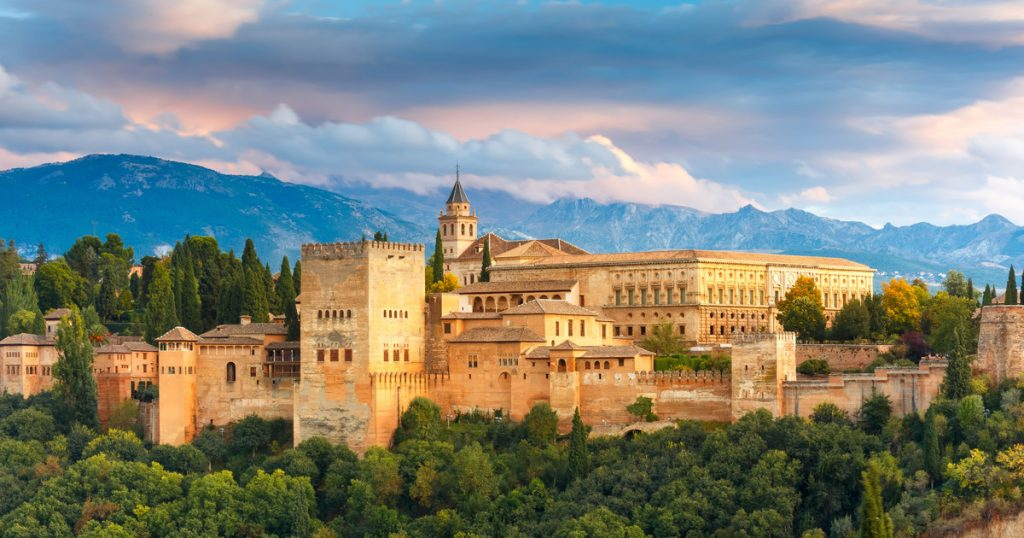 Monumental complex of Alhambra, Granada