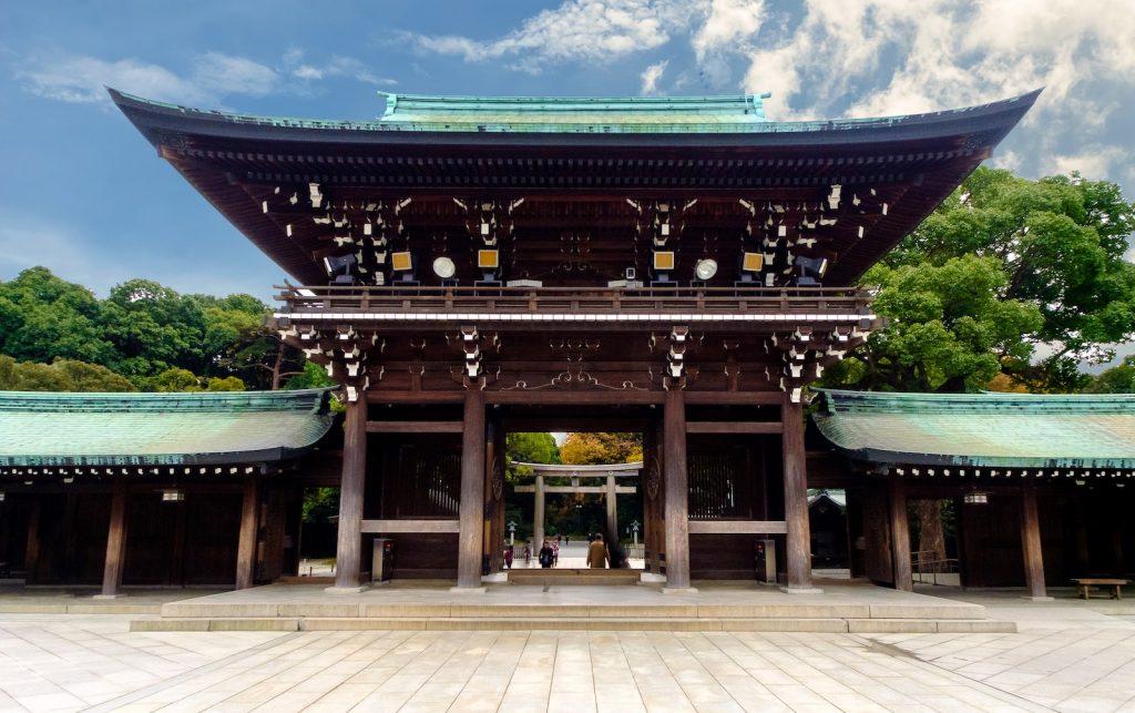 Meiji Jingu Shrine,Tokyo