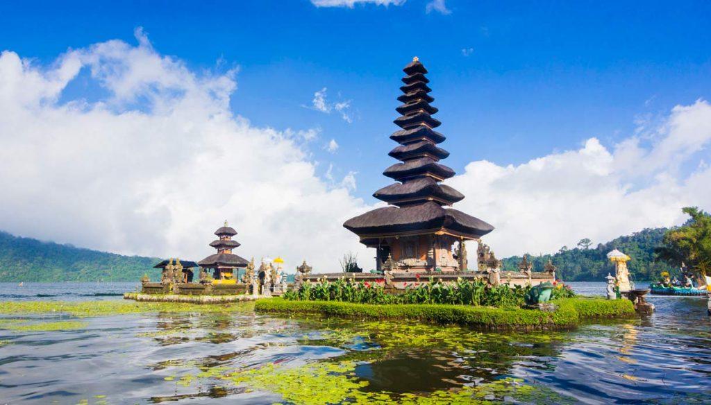 Tempio di Ulun Danu Batur, Bali