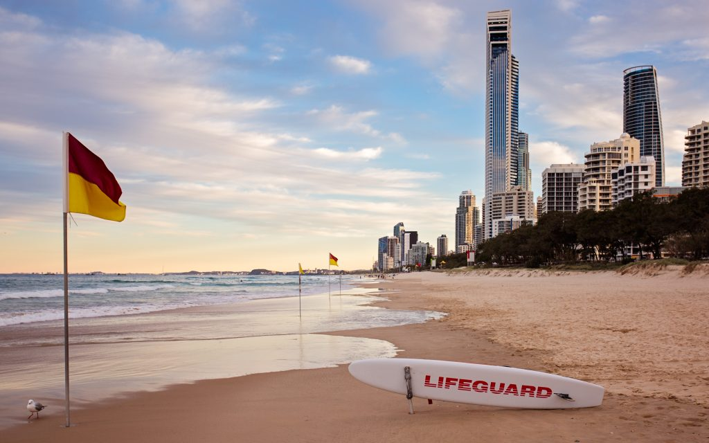 Surfers Paradise, Goald Coast - Australia