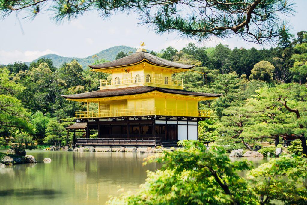 Kinkaku-ji il Tempio d'oro - Kyoto