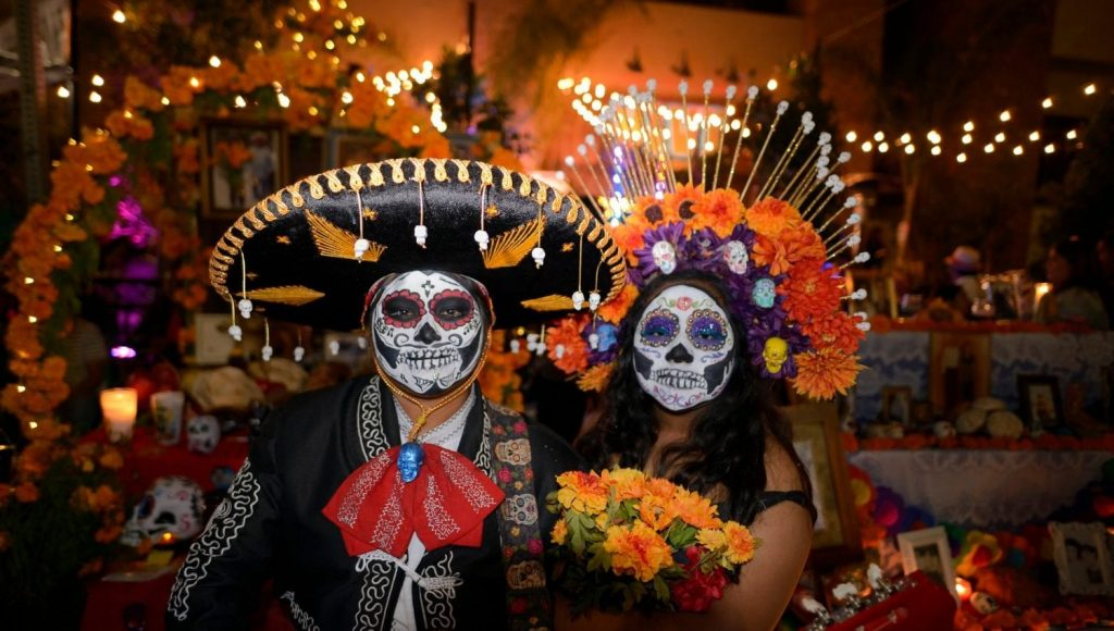Alternative Halloween in Mexico