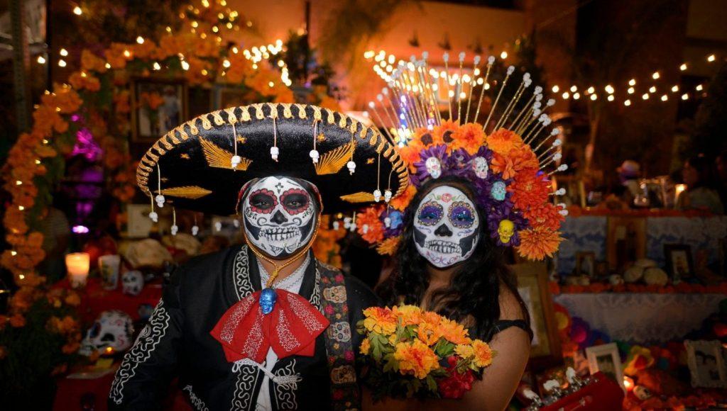 L'Halloween alternativo in Messico