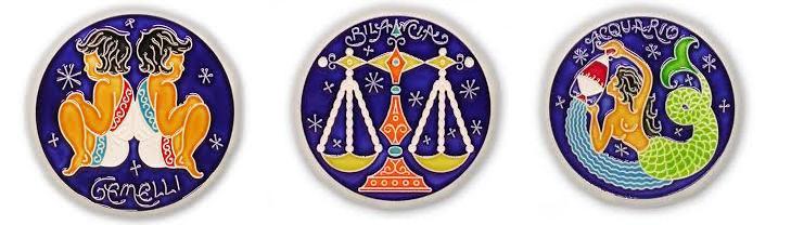 Air Signs: Gemini, Libra and Aquarius