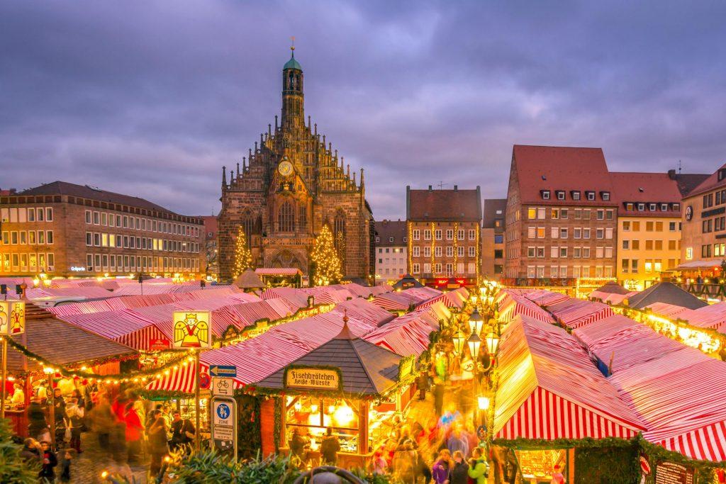 Nuremberg, the European toy capital