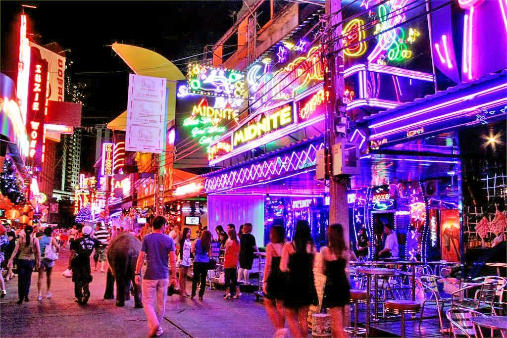 La Royal City Avenue, Bangkok