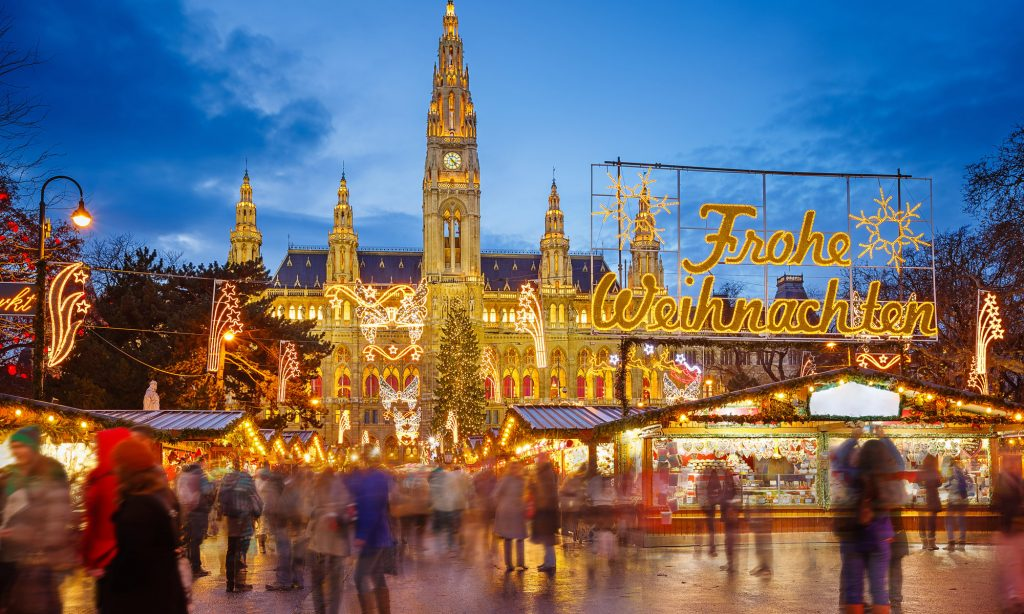 Vienna, the old Austro-Hungarian capital where romanticism, tradition and craftsmanship merge creating a perfect balance