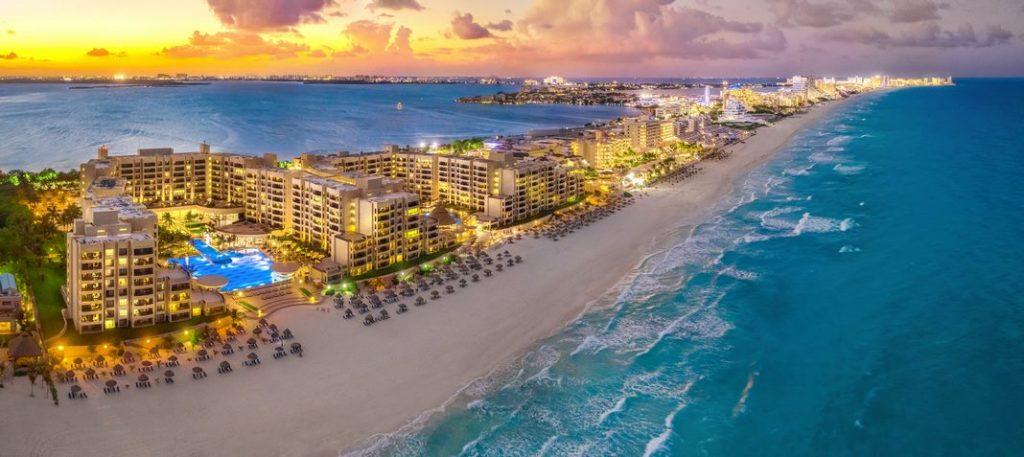 Mexican Coast, Cancun