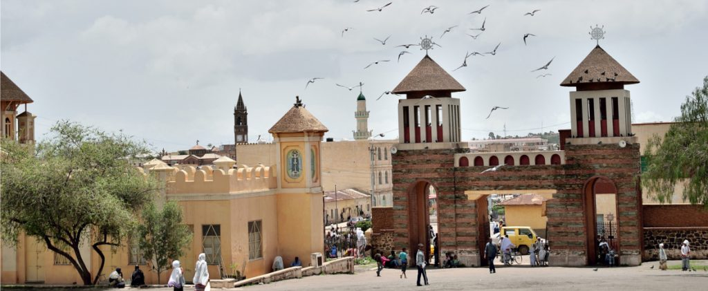 St. Mary Church, Enda Mariam, Asmara, Eritrea