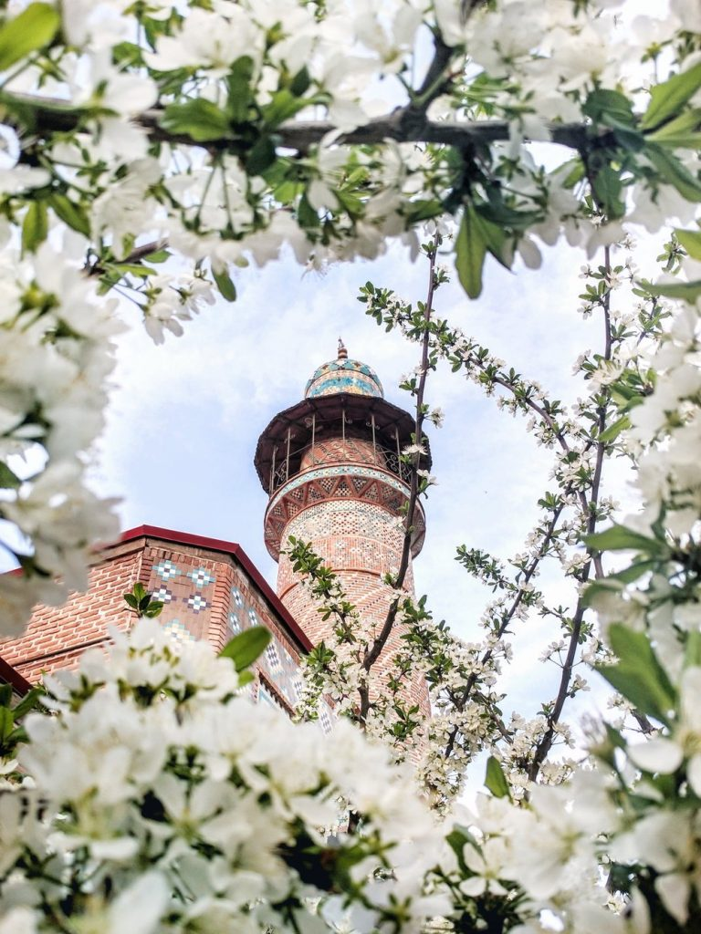 Moschea Blu, Yeravan, Armenia