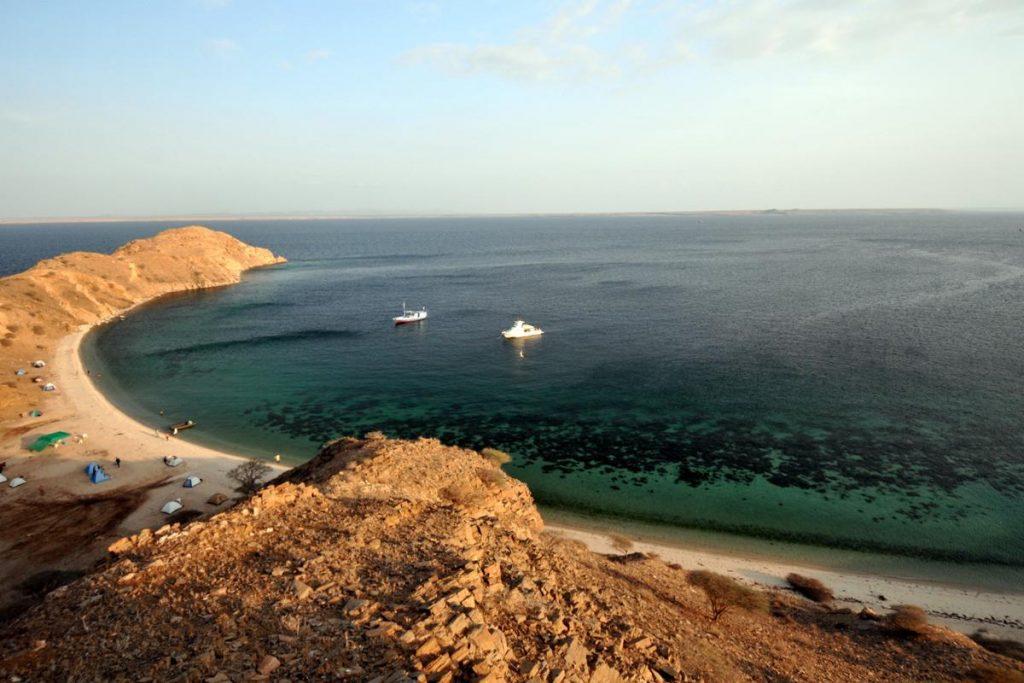 Arcipelago delle Isole Dahlak, Eritrea