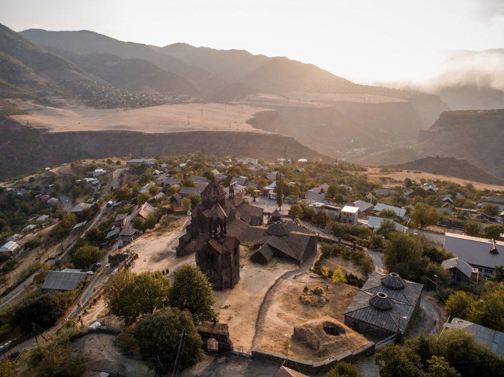 Valle del Monastero, Armenia