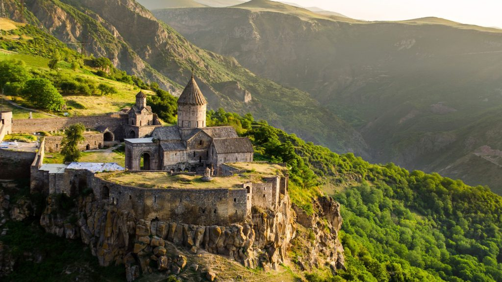 Monastero di Geghard, Armenia