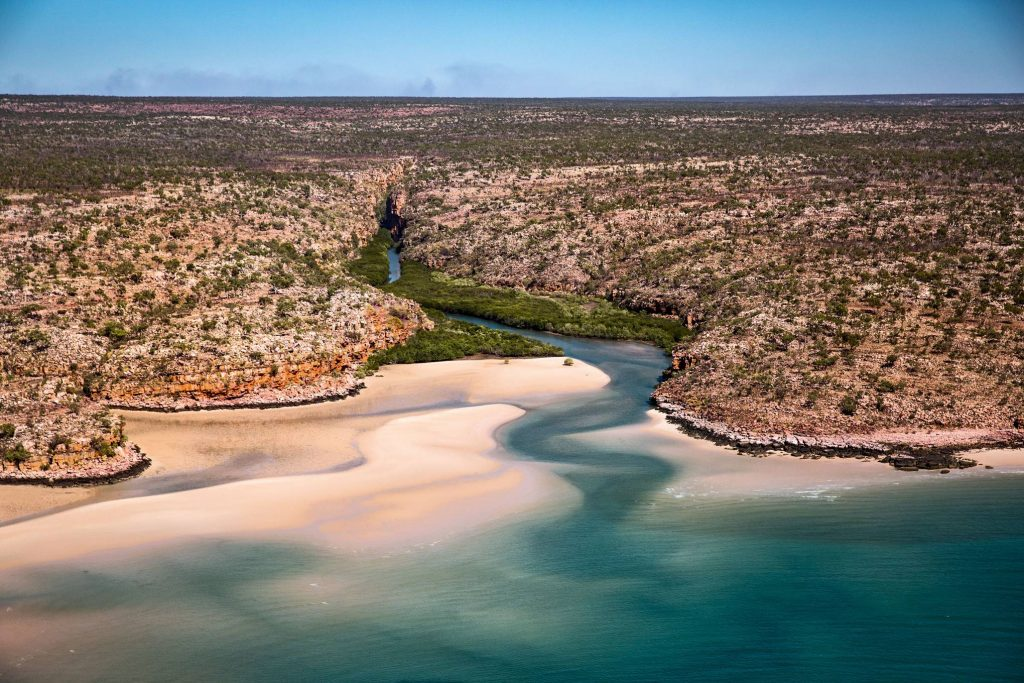 Kimberley, the Australian outback